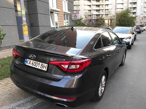 Оренда  авто Hyundai Sonata без водія