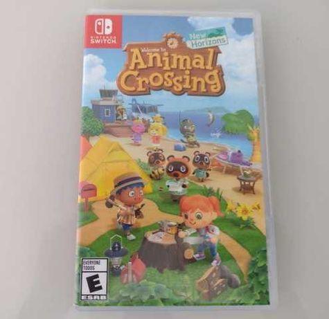 Animal  Crossing. New Horizons Switch