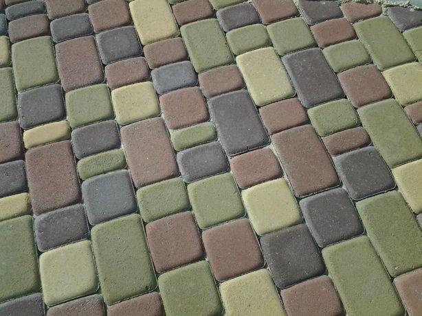 Укладка тротуарной плитки, Клинкера, Асфальтирование