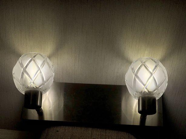 Бра с лед лампами светильник