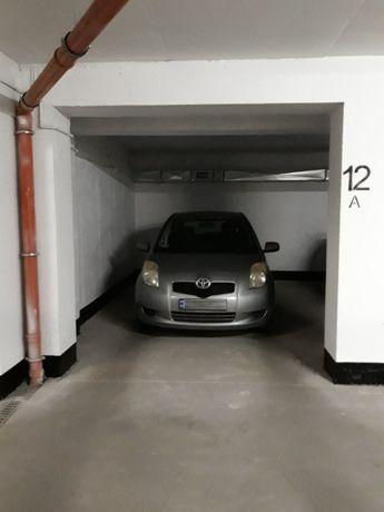 Miejsce postojowe w garażu podziemnym - Osiedle Polonia
