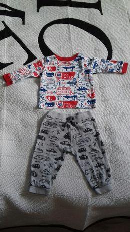 Ubranko chłopięce, spodnie, bluzeczka