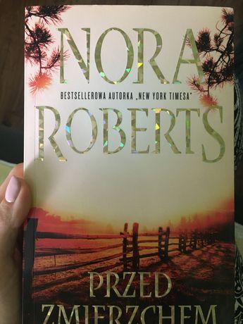 Nora Roberts przed zmierzchem książka