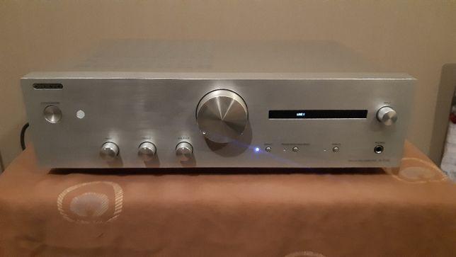 Wzmaczniacz stereo Onkyo A-9130 srebrny