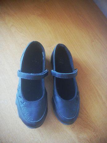 Czarne buty roz 36