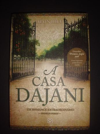 Livro - A Casa Dajani