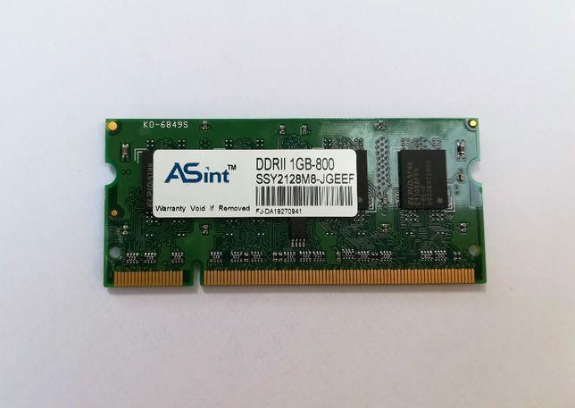 Memória RAM 1GB para computador portátil