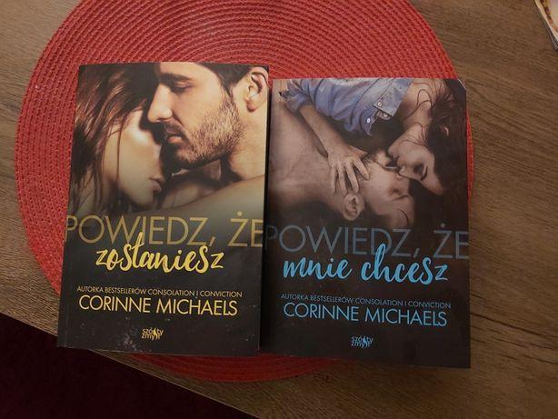 Corrine michaels: Powiedz, że...