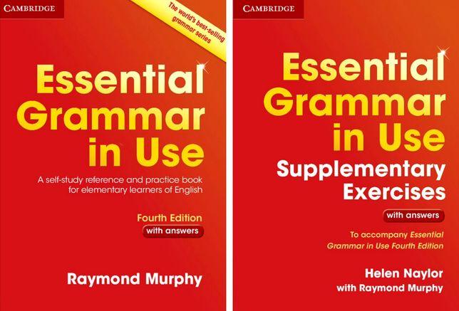 Друк Essential Grammar in Use 4th edition