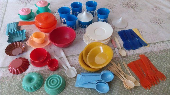 Детская посудка, СССР. Запорожье - изображение 1