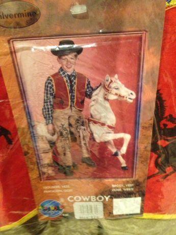 Fato Cowboy tamanho 128cm