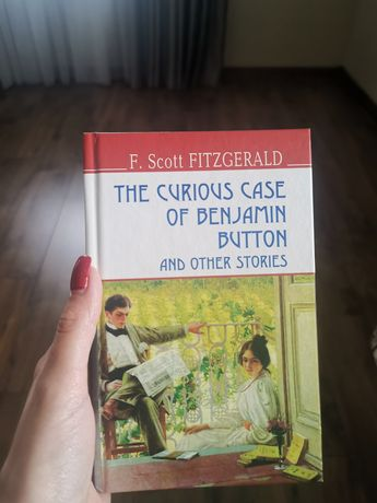 Книга The curious case of Benjamin Button and Other Stories