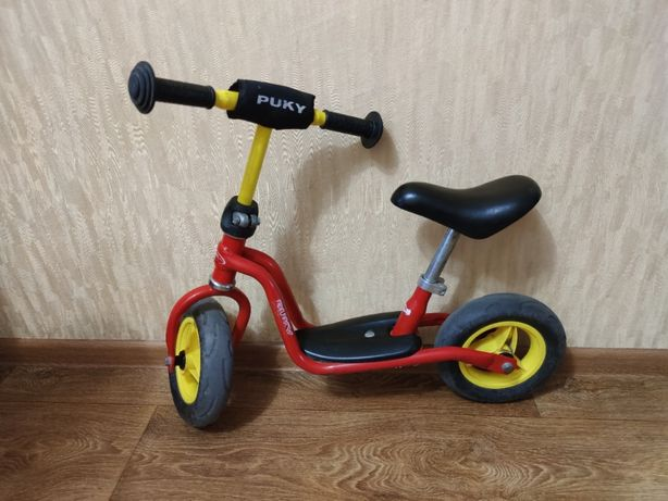 Біговел Puky LR M, велобіг, беговел, велобег