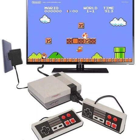 Consola retro com 620 jogos clássicos | Nintendo nes arcade