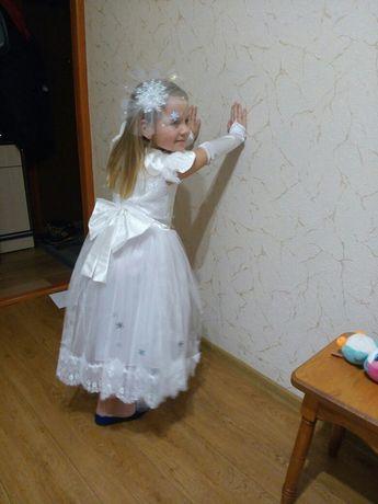 Платье, на выпуск в садик или утренник