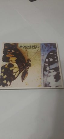 Moonspell the butterfly effect plyta CD