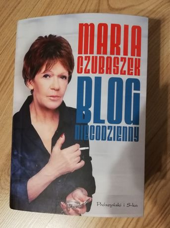 Blog Niecodzienny Maria Czubaszek