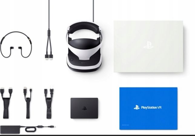 Sprzedam PlayStation VR