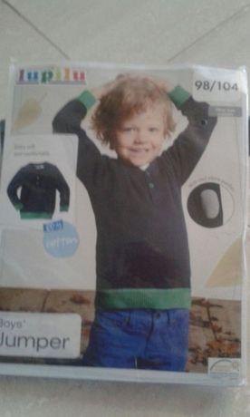 Sweterek chłopiecy rozmiar 98
