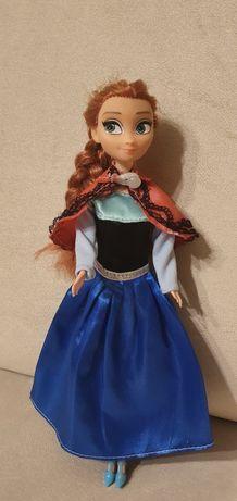 Lalka Anna z Krainy Lodu
