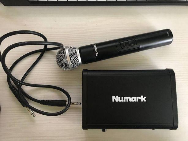 микрофон numark ws100 новый