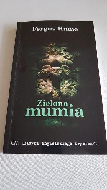 Nowa książka Zielona mumia Autor: Hume Fergus