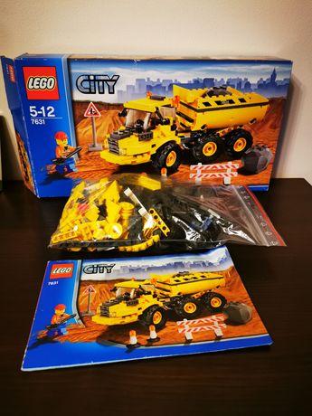 Lego City 7631 Wywrotka