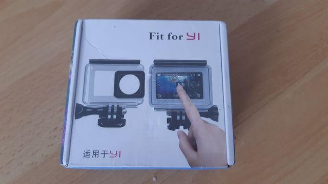 Obudowa wodoszczelna dotykowa do Xiaomi YI 4K plus, YI 4K, YI LITE NOW