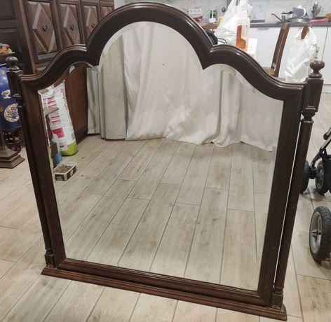 Vendo espelho madeira maciça