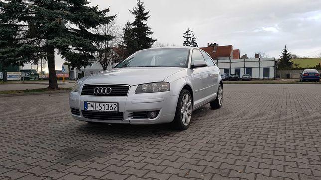 Audi A3 8P 1.6MPI