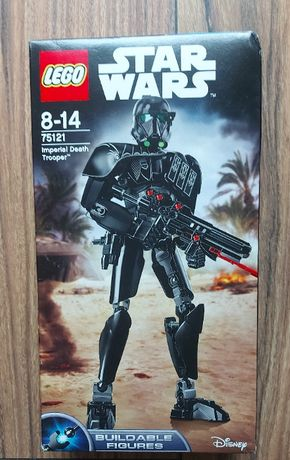 Klocki Lego - Figurka Star Wars Imperial Death Tropper 75121