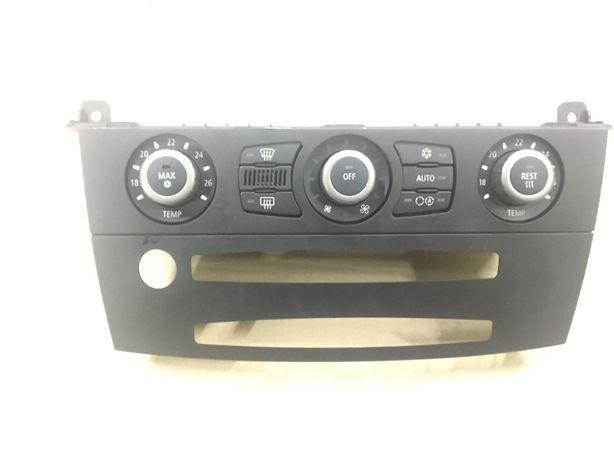 Bmw e60 передня рамка климат mulf Bluetooth шырокий монитор