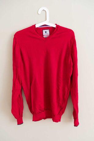 Suéter Inesis Golf tamanho S Vermelho