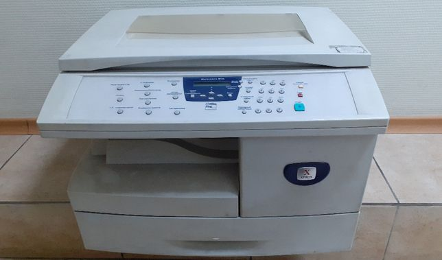 Разборка Копира Xerox M15