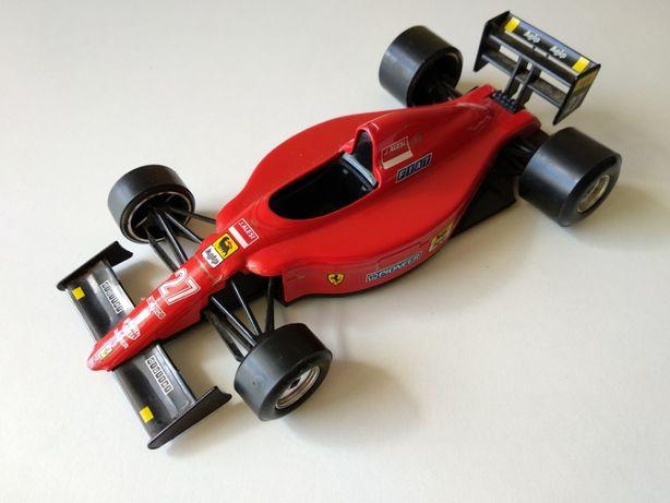 Carros de coleção Burago - Ferrari 641 F1