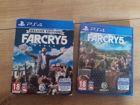 Gra PS4 Far Cry 5