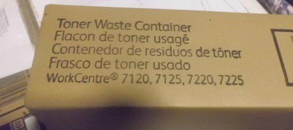 Caixa de Resíduos Original Xerox 008R13089 (NOVO)