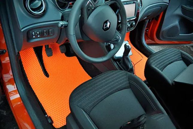 EVA коврики Lexus автомобильные IS RX LS Лексус + подпятник в подарок!