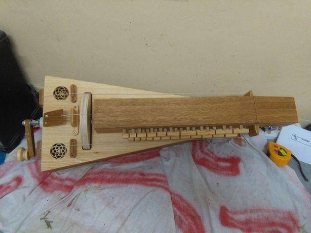 Lira Korbowa hurdy gurdy chromatyka najlepsza cena w kraju
