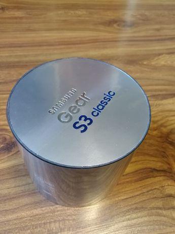 Smartwatch Samsung GEAR S3 Classic SM-R770 nowy zaplombowany