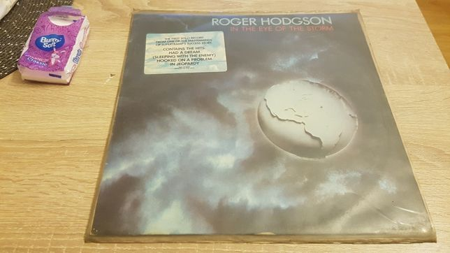 Płyta Winylowa Roger Hodgson In The Eye Of The Storm