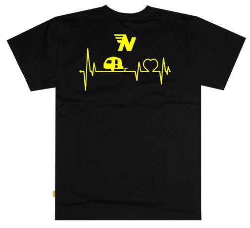 Podkoszulek Niewiadów 126p Heartbeat przyczepa kempingowa