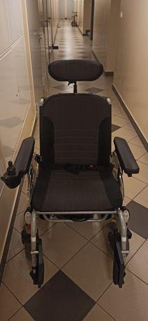 Wózek inwalidzki terenowy model Squod