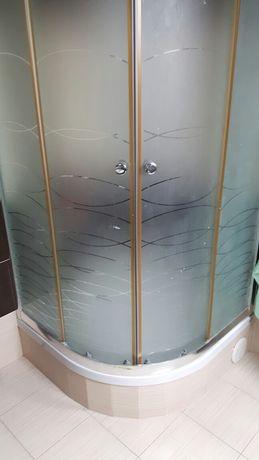 Kabina prysznicowa Cersanit 90*90 Brodzik