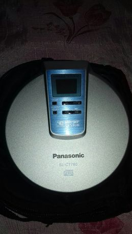 Panasonic sl ct780 плеер