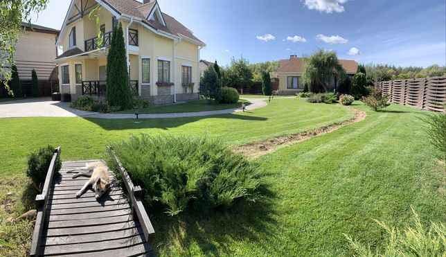Свой дом Б.Даниловка,цена 240000$