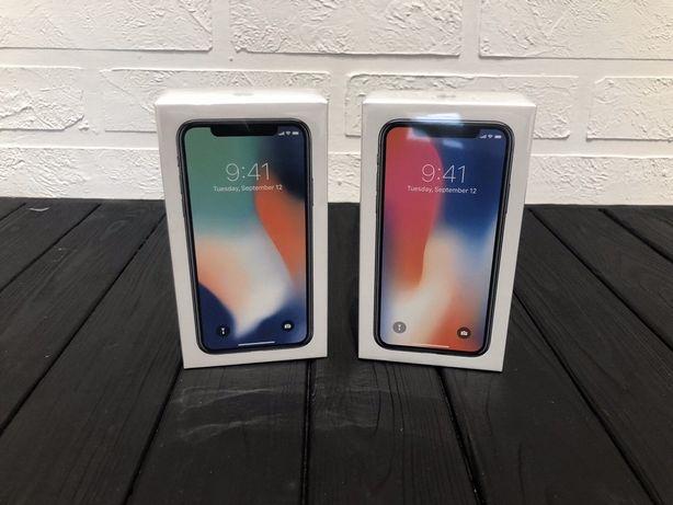 iPhone X 64 gb Neverlock . Silver , Space gray. Можливий самовивіз
