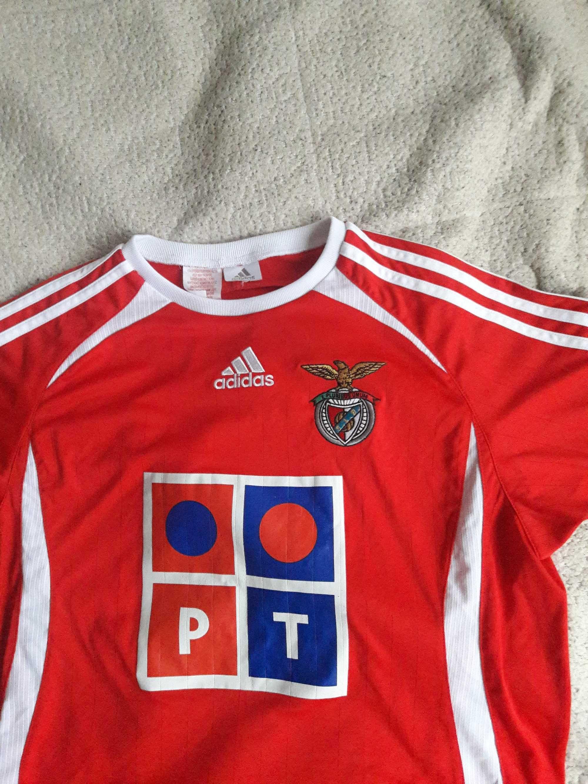 Camisola SL Benfica vintage
