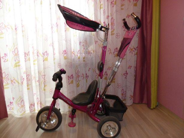 Детский трехколесный велосипед Lexus Trike для девочки.