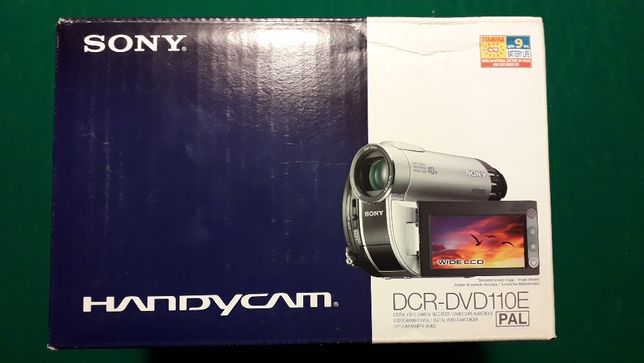 Kamera sony dcr-dvd 110e sprzedam